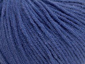 Modal is a type of yarn which is mixed with the silky type of fiber. It is derived from the beech trees. Fiber Content 55% Modal, 45% Acrylic, Lavender, Brand Ice Yarns, fnt2-66703