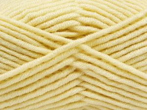 Fiber Content 50% Acrylic, 50% Merino Wool, Light Cream, Brand Ice Yarns, fnt2-66713