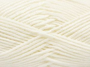 Fiber Content 100% Antipilling Acrylic, Brand Ice Yarns, Ecru, Yarn Thickness 3 Light  DK, Light, Worsted, fnt2-66720