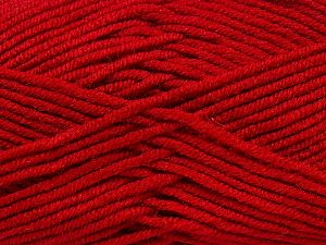 İçerik 100% Akrilik, Red, Brand Ice Yarns, fnt2-66731