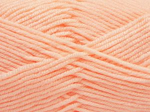 Fiber Content 100% Acrylic, Light Salmon, Brand Ice Yarns, fnt2-66732