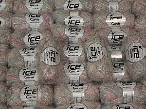 Eyelash Blends This mixed lot includes a total of 2000 gr (70.5 oz.) yarn. There is no standard for ball weight. Also disregard any information on the labels. You will get what you see in the photo. In this list; you see most recent 50 mixed lots. <br>