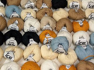 Tube Cotton Worsted This mixed lot includes a total of 2000 gr (70.5 oz.) yarn. There is no standard for ball weight. You will get what you see in the photo. In this list; you see most recent 50 mixed lots. <br>