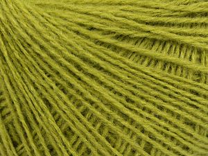 Fiber Content 70% Acrylic, 30% Wool, Light Green, Brand Ice Yarns, fnt2-66769