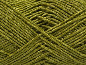 Fiber Content 50% Bamboo, 50% Acrylic, Light Green, Brand Ice Yarns, Yarn Thickness 2 Fine Sport, Baby, fnt2-66773
