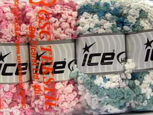 Fiber Content 50% Polyamide, 50% Acrylic, Mixed Lot, Brand Ice Yarns, fnt2-66786