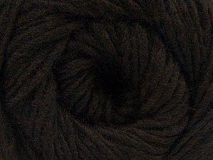 İçerik 50% Yün, 50% Akrilik, Brand Ice Yarns, Coffee Brown, fnt2-66792