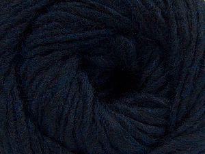 Fiber Content 50% Wool, 50% Acrylic, Navy, Brand Ice Yarns, fnt2-66793