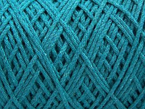 Please be advised that yarn iade made of recycled cotton, and dye lot differences occur. İçerik 100% Pamuk, Light Turquoise, Brand Ice Yarns, fnt2-66804