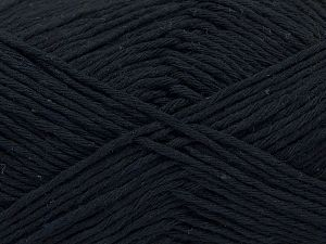 Fiber Content 100% Cotton, Brand Ice Yarns, Anthracite Black, fnt2-66805