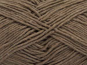 Fiber Content 100% Cotton, Brand Ice Yarns, Camel, Yarn Thickness 4 Medium  Worsted, Afghan, Aran, fnt2-66810