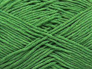 Fiber Content 100% Cotton, Light Green, Brand Ice Yarns, Yarn Thickness 4 Medium  Worsted, Afghan, Aran, fnt2-66818