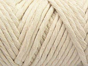 Fiber Content 100% Cotton, Brand Ice Yarns, Cream, fnt2-66826