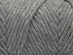 Fiber Content 100% Cotton, Brand Ice Yarns, Grey, fnt2-66828