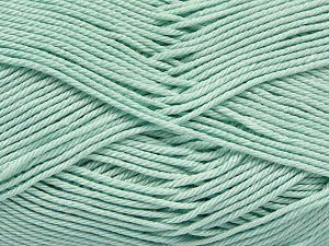 İçerik 100% Mercerised Giza Cotton, Water Green, Brand Ice Yarns, Yarn Thickness 2 Fine  Sport, Baby, fnt2-66931