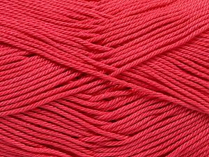 İçerik 100% Mercerised Giza Cotton, Light Salmon, Brand Ice Yarns, Yarn Thickness 2 Fine  Sport, Baby, fnt2-66941