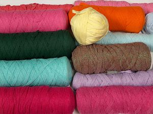 Jumbo Cotton Ribbon In this list; you see most recent 50 mixed lots. <br>