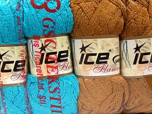 Flamenco  Scarf Yarns, Brand Ice Yarns, Yarn Thickness 6 SuperBulky  Bulky, Roving, fnt2-66995