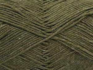 Fiber Content 50% Cotton, 50% Acrylic, Light Khaki, Brand Ice Yarns, Yarn Thickness 2 Fine  Sport, Baby, fnt2-67003