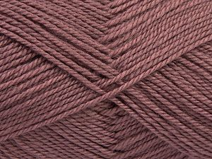 Fiber Content 100% Acrylic, Brand Ice Yarns, Antique Pink, Yarn Thickness 2 Fine  Sport, Baby, fnt2-67013