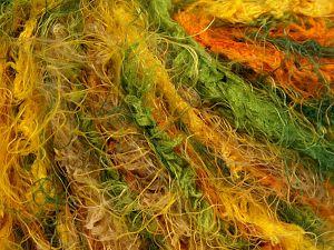Fiber Content 100% Polyamide, Yellow, Brand Ice Yarns, Green, Camel, Yarn Thickness 6 SuperBulky  Bulky, Roving, fnt2-67030