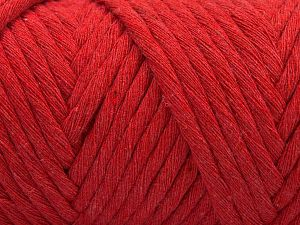 Fiber Content 100% Cotton, Red, Brand Ice Yarns, fnt2-67036