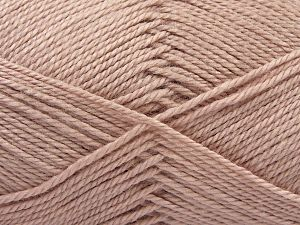 Fiber Content 100% Acrylic, Powder Pink, Brand Ice Yarns, Yarn Thickness 2 Fine Sport, Baby, fnt2-67041