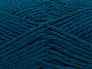 Bulky  Fiber Content 100% Acrylic, Teal, Brand Ice Yarns, Yarn Thickness 5 Bulky  Chunky, Craft, Rug, fnt2-67046