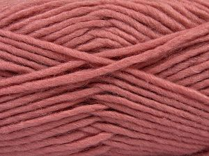 Fiber Content 85% Acrylic, 5% Bamboo, 10% Cotton, Pink, Brand Ice Yarns, fnt2-67117
