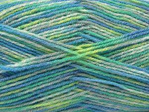 Fiber Content 100% Premium Acrylic, White, Light Green, Brand Ice Yarns, Grey, Blue, Yarn Thickness 2 Fine  Sport, Baby, fnt2-67119
