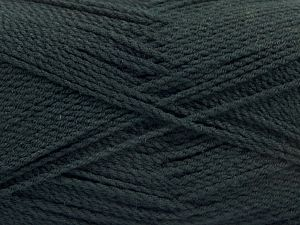 Fiber Content 100% Premium Acrylic, Brand Ice Yarns, Black, Yarn Thickness 2 Fine  Sport, Baby, fnt2-67195