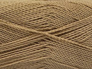 Fiber Content 100% Premium Acrylic, Milky Brown, Brand Ice Yarns, Yarn Thickness 2 Fine  Sport, Baby, fnt2-67200