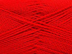 Fiber Content 100% Premium Acrylic, Red, Brand Ice Yarns, Yarn Thickness 2 Fine  Sport, Baby, fnt2-67234