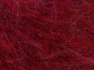 Fiber Content 41% SuperKid Mohair, 23% Viscose, 23% Polyamide, 2% Elastan, 11% Merino Wool, Brand Ice Yarns, Dark Fuchsia, Yarn Thickness 1 SuperFine  Sock, Fingering, Baby, fnt2-67275