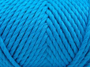 Fiber Content 100% Cotton, Turquoise, Brand Ice Yarns, fnt2-67298