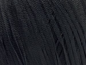Fiber Content 100% Polyamide, Brand Ice Yarns, Black, Yarn Thickness 3 Light  DK, Light, Worsted, fnt2-67346