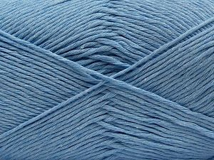 Fiber Content 100% Cotton, Brand Ice Yarns, Baby Blue, fnt2-67445