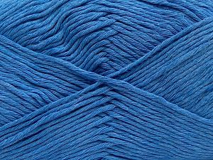 Fiber Content 100% Cotton, Brand Ice Yarns, Blue, fnt2-67446