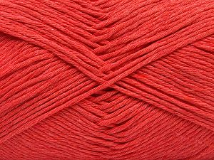 Fiber Content 100% Cotton, Brand Ice Yarns, Dark Salmon, fnt2-67453