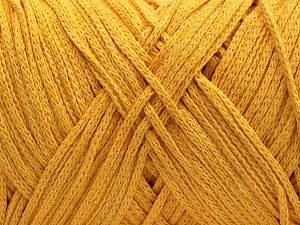Please be advised that yarn iade made of recycled cotton, and dye lot differences occur. Fiber Content 100% Cotton, Light Yellow, Brand Ice Yarns, fnt2-67571