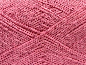 Fiber Content 100% Cotton, Light Pink, Brand Ice Yarns, fnt2-67578