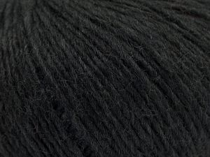 Fiber Content 70% Acrylic, 30% Wool, Brand Ice Yarns, Dark Grey, fnt2-67596