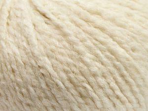 Fiber Content 50% Acrylic, 47% Polyamide, 3% Elastan, Brand Ice Yarns, Ecru, fnt2-67603