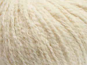 Fiber Content 50% Acrylic, 47% Polyamide, 3% Elastan, Brand Ice Yarns, Ecru, fnt2-67609