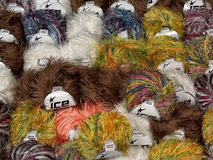 Eyelash Types In this list; you see most recent 50 mixed lots. <br> To see all <a href=&/mixed_lots/o/4#list&>CLICK HERE</a> (Old ones have much better deals)<hr> Fiber Content 100% Polyester, Brand Ice Yarns, fnt2-67666