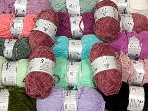 Chenille Types In this list; you see most recent 50 mixed lots. <br> To see all <a href=&/mixed_lots/o/4#list&>CLICK HERE</a> (Old ones have much better deals)<hr> Fiber Content 100% Micro Fiber, Brand Ice Yarns, fnt2-67677