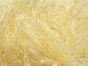 Fiber Content 100% Polyester, Light Yellow, Brand Ice Yarns, fnt2-67711
