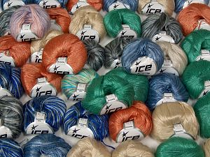 Rockabilly - Rockabilly Color Yarns In this list; you see most recent 50 mixed lots. <br>