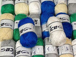 Macrame Cord In this list; you see most recent 50 mixed lots. <br> To see all <a href=&/mixed_lots/o/4#list&>CLICK HERE</a> (Old ones have much better deals)<hr> Fiber Content 100% Polyester, Brand Ice Yarns, fnt2-67724