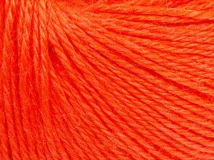 Fiber Content 100% Acrylic, Orange, Brand Ice Yarns, fnt2-67774